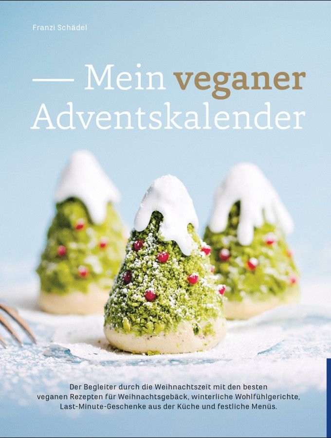rezension - mein veganer adventskalender - rezension