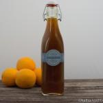 Orangensirup - mein veganer adventskalender - rezension