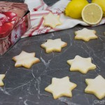 Weihnachtsgebäck – Zitronen Plätzchen
