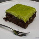 Schokoladige Avocado Brownies