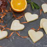 Weihnachtsgebäck – Orangen Plätzchen