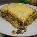 Bolognese-Mangold Lasagne
