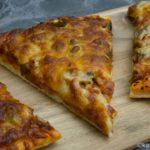 Feurige Chorizo Pizza