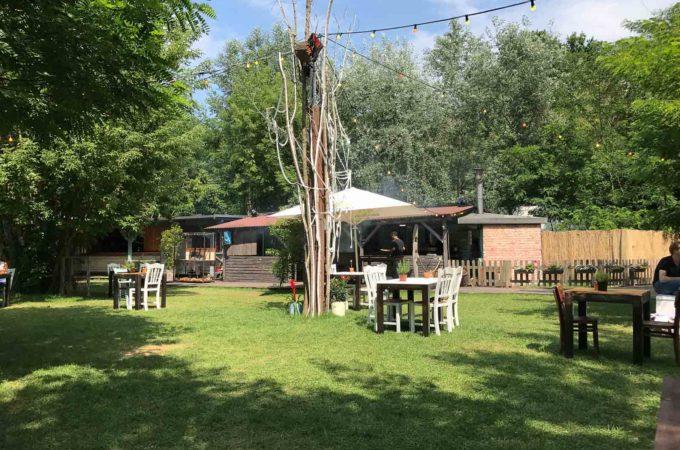 Restaurant Casa di Legno an der Rummelsburg