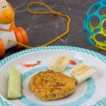 Gemüse Pancakes für Babys selber machen