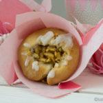 zimtschnecken muffins mit apfel
