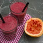 Waldfrucht-Grapefruit Smoothie