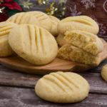 Weihnachtsgebäck – Vanillepudding-Plätzchen