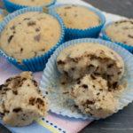 Schnelle Muffins ohne Ei - Grundrezept