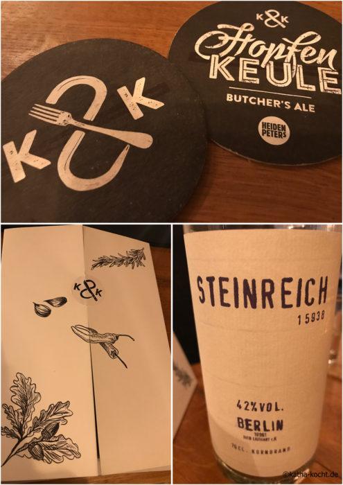 Kumpel und Keule - die Speisewirtschaft - Berlin