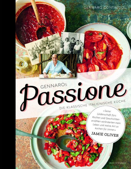 Passione - Gennaro Contaldo - Rezension