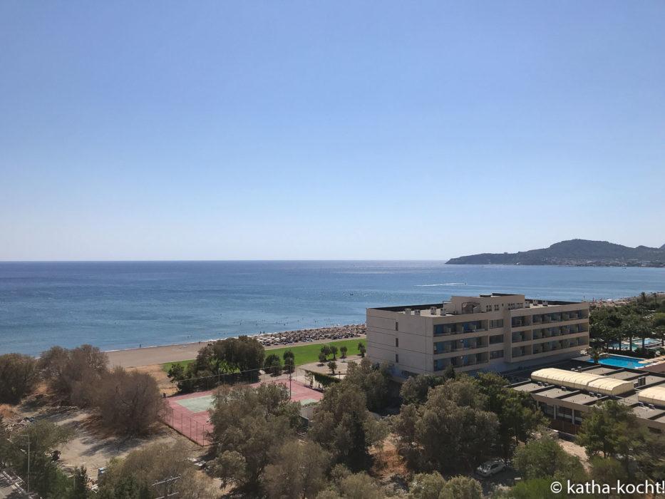 Rhodos - eine Woche Griechenland mit Kleinkind