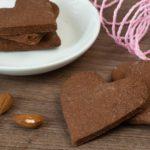 Himbeer-SchokoladenKekse mit Mandelmehl
