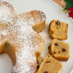 Weihnachtsbäckerei - Bratapfelkuchen ohne Ei