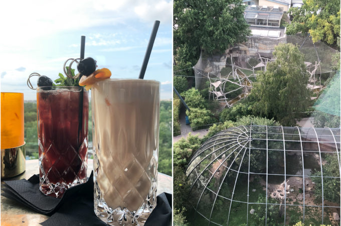 Die Monkey Bar im 25hours Hotel Bikini Berlin