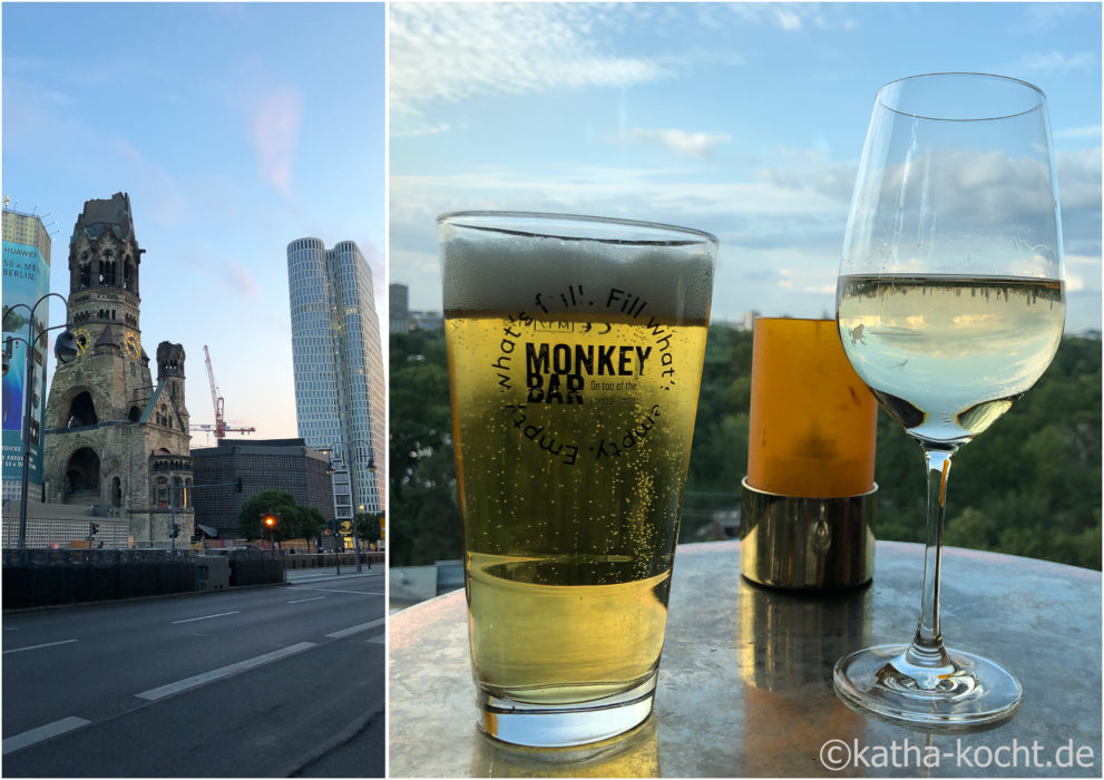 Die Monkey Bar im 25hours Hotel Bikini Berlin