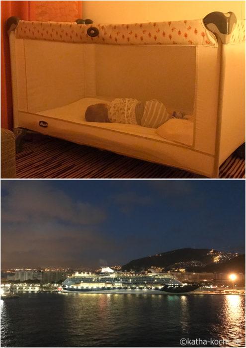 Kanarenkreuzfahrt mit Baby - AIDA Sol 2017