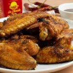 Smoky Chicken Wings - super rauchige Hähnchenflügel