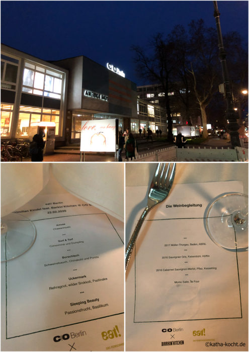 Bilder essen im c|o Berlin - Eat Berlin! 2020