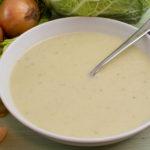 Wirsingkohl Cremesuppe