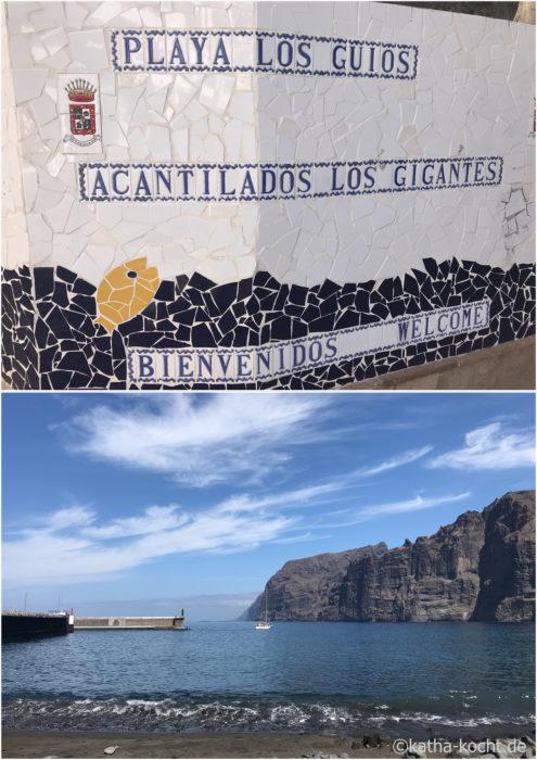 Teneriffa - eine Woche Familienurlaub in Puerto de Santiago