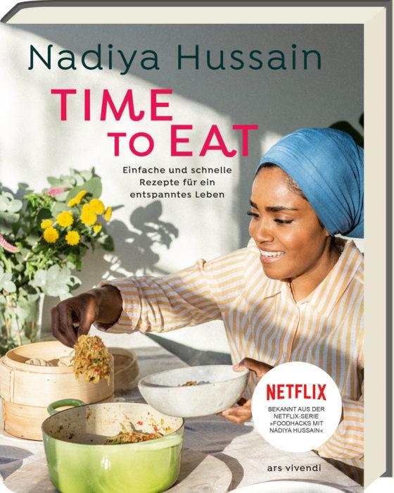 Rezension - Time to Eat von Nadiya Hussain