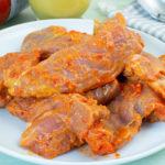 Grillmarinade – super schnelle Ajvar-Marinade